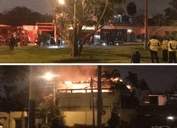 Central de Emergencias fue clave en atención de incendio