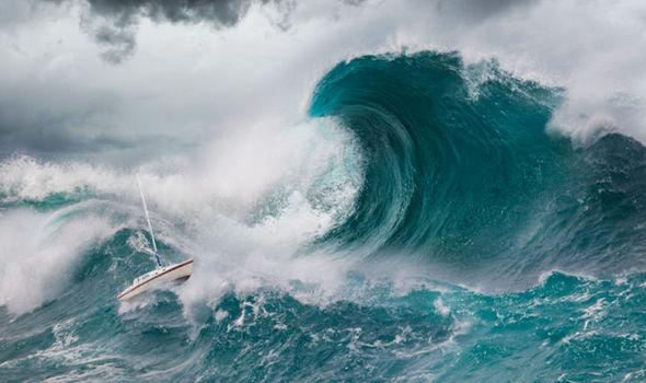 Plan de evacuación en caso de Tsunami