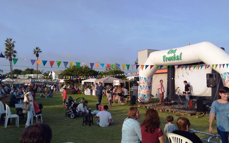 Fotos del Festival de Food Trucks La Encantada