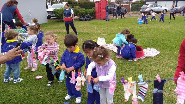 Día de la educación inicial con el Nido La Encantada