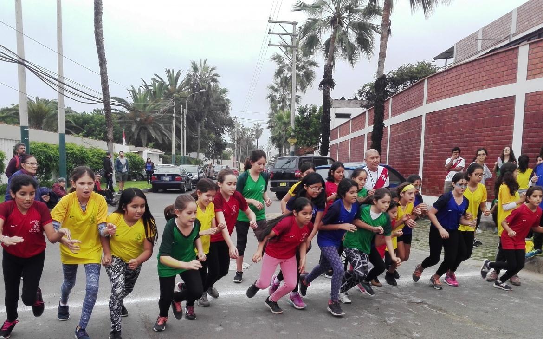 Fotos: Maratón del Colegio La Casa de Cartón