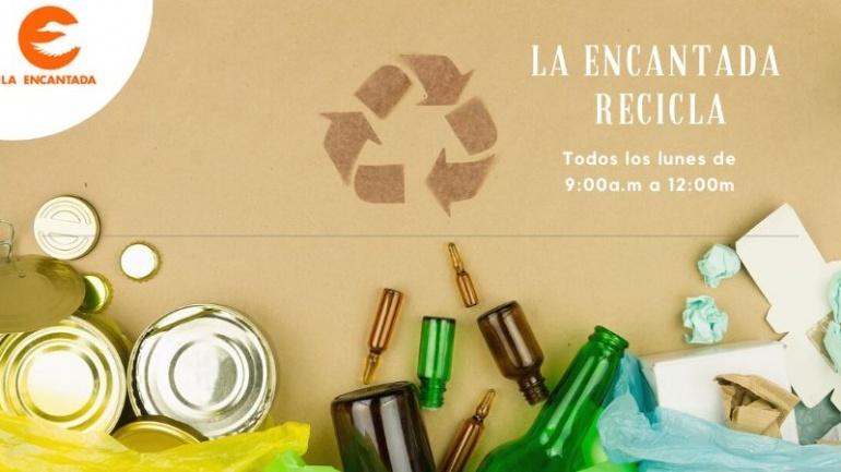 Lunes para reciclar