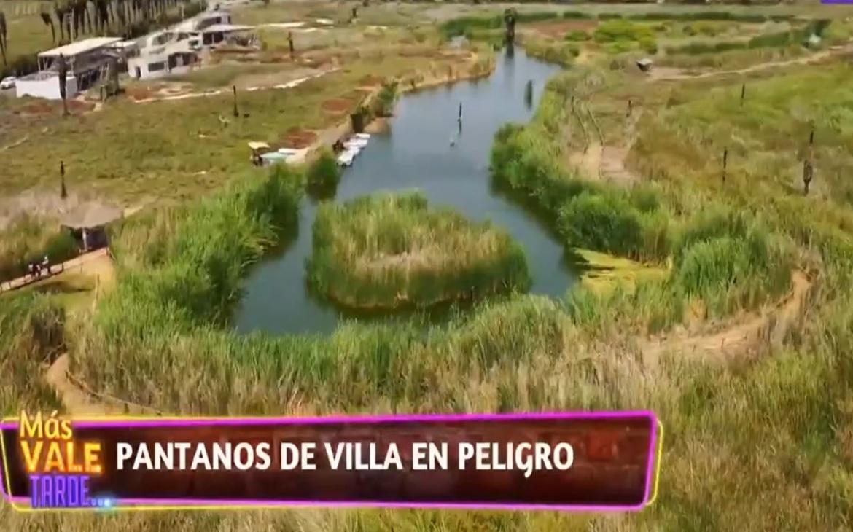 PROTEJAMOS A PANTANOS DE VILLA